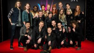 [tell me why jessica folcker]Melodifestivalen 2014: Third Swedish heat