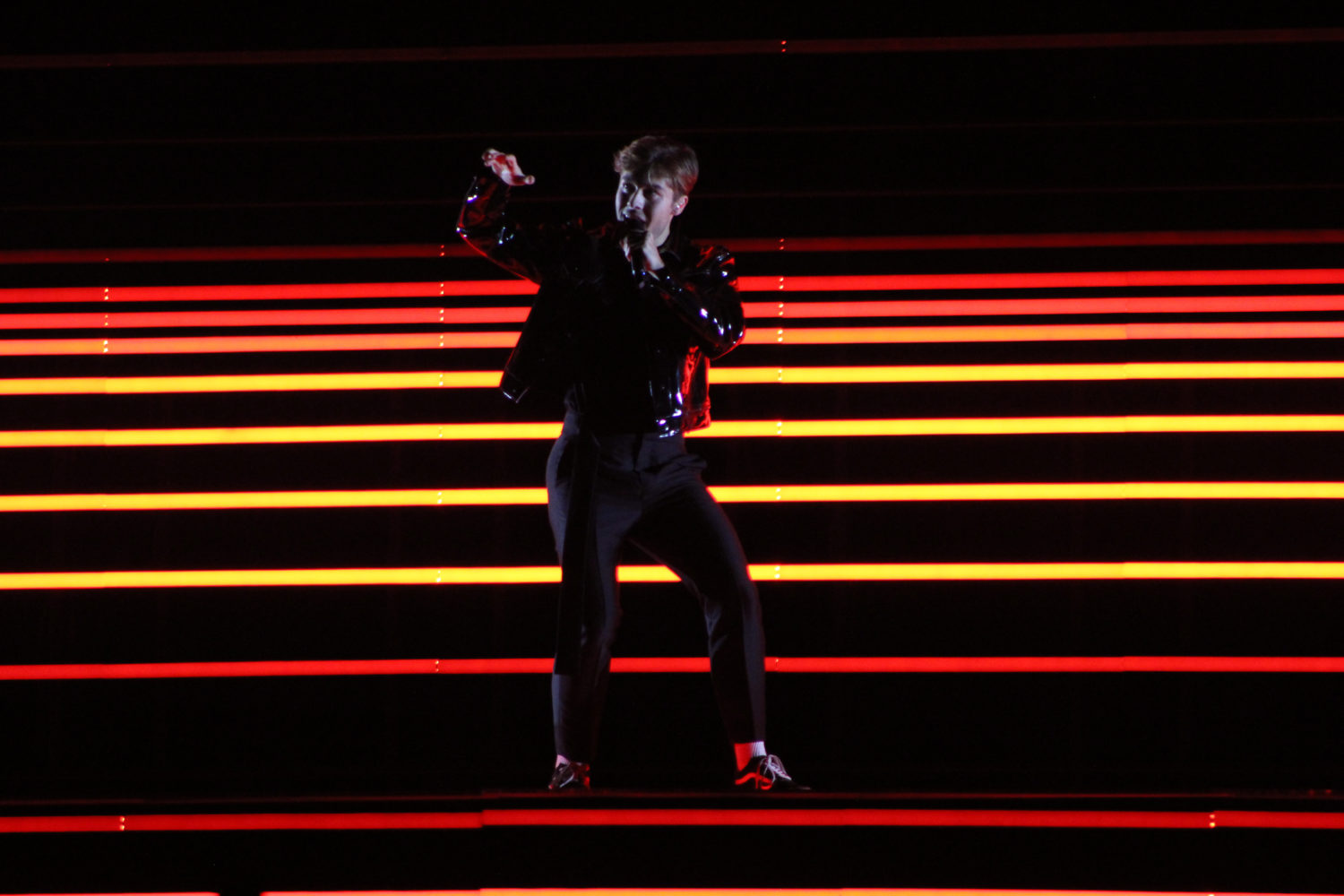 Sweden Benjamin Ingrosso Dance You Off Rehearsals Interview Video And Gallery Eurovisionary Eurovision News Worth Reading