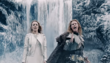 Will Ferrel and Rachel McAdams star as Eurovision hopefulls Lars Erickssong and Sigrit Ericksdottir.