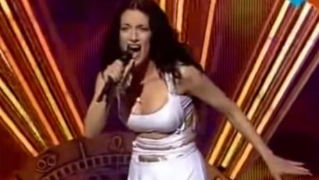 Doris Dragović at the Eurovision Song Contest 1999