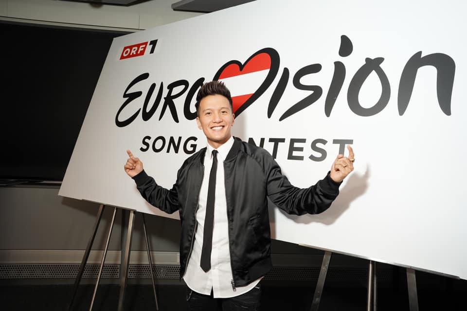 Autriche 2021: Sortie vidéo de l'entrée de Vincent Bueno à l'Eurovision; Amen - EuroVisionary - Championnat d'Europe de Football 2020