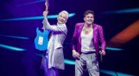 Fyr og Flamme at the 2021 Eurovision Song Contest